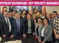 CHP Ataşehir Başkanlığı'nda Devir Teslim Gerçekleşti