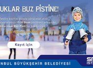 Haydi İstanbullu Çocuklar Buz Pistine!..