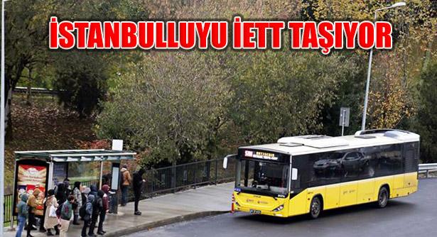 İETT 2019 Yılında 1.364 Milyon İstanbulluyu Taşıdı