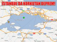 Son Dakika: İstanbulluyu Korkutan Deprem