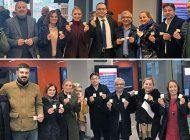 Ataşehir Kent Konseyi 7217 ÇED İtiraz Dilekçesini Teslim Etti