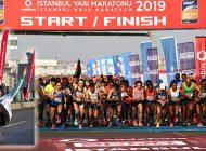 Vodafone 15. İstanbul'da Patenciler Koşuculara Eşlik Edecek