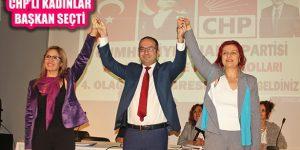 CHP Ataşehir Kadın Kolu Yeni Başkanı Seçildi Seval Düzenli