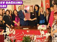 CHP Ataşehir Kadın Kolu Yönetiminde Görev Dağılımı