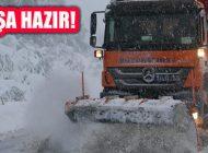 İBB İstanbul'da Beklenen Kar ve Kışa Hazır!