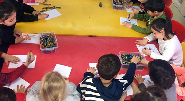 İstanbul'da 3-6 Yaş Çocuklar İçin Oyun Odaları Açılıyor