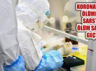 Çin'de Koronavirüsten Ölüm SARS'ı Geçerek 813 Oldu