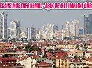 Mustafa Kemal ve Aşık Veysel Mahalleri İmar Planı Kabul Edildi