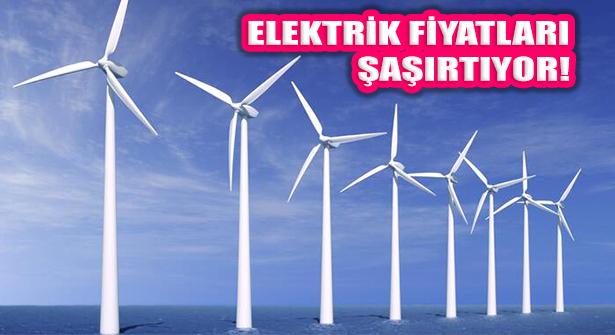 Finlandiya'da Elektrik Fiyatları Eksiye Düştü
