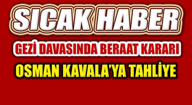 Gezi Parkı Davasında 9 Sanık Hakkında Beraat