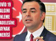 'Kanal İstanbul'a Harcanacak Para İle Salgın Önlenirdi'