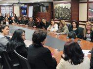 CHP Ataşehir Kadınlarından İl Başkanlığına Ziyaret