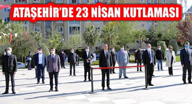 CHP Ataşehir ve İlgezdi'den 23 Nisan ve TBMM 100. Yılı Kutlaması
