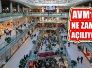 AYD Başkanı: 'AVM'ler Kademeli Olarak Açılabilecek'