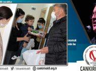 Çankırı Vakfı'ndan Sağlık Çalışanı Çocukları 23 Nisan Sürprizi