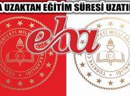 MEB Uzaktan Eğitim Uygulaması 31 Mayıs'a Kadar Uzatıldı