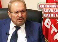 BTP Genel Başkanı Haydar Baş Korona Virüsten Hayatını Kaybetti