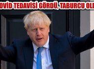 Kovid 19 Tedavisi Gören İngiltere Başbakanı Johnson Taburcu Oldu