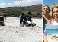 İnşaat, Hafriyat, Nakliyat: Salda Gölü Yok Ediliyor!