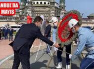 İstanbul'da 19 Mayıs Atatürk'ü Anma, Gençlik Ve Spor Bayramı Kutlandı