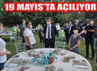 Başkan İmamoğlu, 'Atatürk Kent Ormanı 19 Mayıs'ta Açılacak'