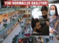 Yeni Normal: 'AVM, Berber, Kuaför, Güzellik Salonu Açılıyor'