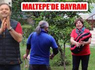 Ramazan Bayramı'nda Maltepe Sokakları Filiz İlkay İle Şenlendi