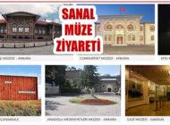 Kovid Pandemisinden Kapalı Müzeler Sanal Turlarla Gezilebiliyor