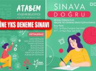 Ataşehir Belediyesi'nden Online YKS Deneme Sınavı