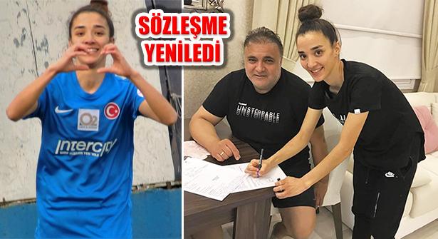 Ataşehir Belediye Spor Tunuslu Golcüyle Sözleşme yeniledi