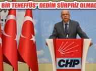 Enis Berberoğlu: Demokrasi İçin Bedel Ödenecekse Önce CHP'liler Öder