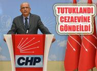 Milletvekilliği Düşen Enis Berberoğlu Tutuklandı, Cezaevine Gönderildi