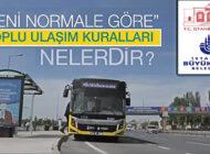 İBB'den İstanbul'da Yeni Toplu Ulaşım Kuralları Uyarısı