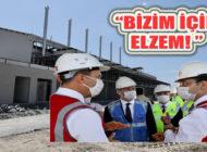 İBB Başkanı 'Bu tesis, İstanbul ve Türkiye için çok değerli'