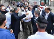 İstanbul Valiliği Hortum ve Su Baskını İle İlgili Açıklama Yaptı
