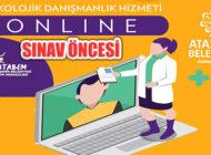 Öğrencilere Sınava Doğru Online Psikolojik Danışmanlık Hizmeti
