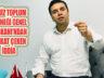 Temiz Toplum'dan, 'Bilal Ay: Şans Oyunları Anayasa'ya Aykırı!'