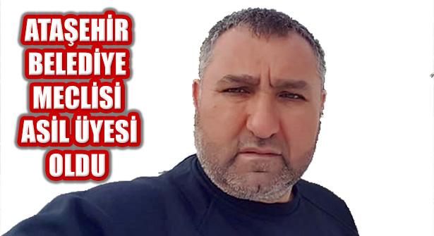 CHP'li Meclis Üyeliğine yedek listeden İsmail Tan Geldi