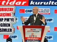 CHP 37. Olağan Kurultayı PM Üye Seçimi Sonuçlandı