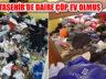 Ataşehir'de Çöp Eve Dönen Dairede 10 Kamyon Çöp Çıktı