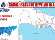 Kanal İstanbul Güzergahında 267 Heyelan Alanı Tespit Edildi