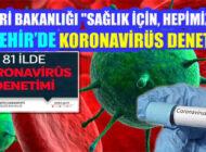 Ataşehir'de Koronavirüs Tedbirleri Uygulaması Denetleniyor