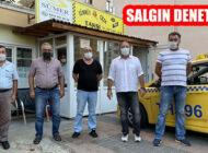Maltepe Belediye Başkanı Ali Kılıç'tan Maske ve Hijyen Denetimi