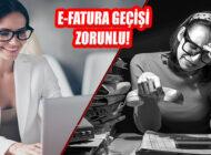 Dijitalleşemeyen E-Faturaya Geçmeyen Şirketleri Cezalar Bekliyor