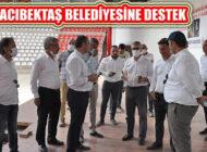İBB'den Kültürel Etkinlikler Öncesi Hacıbektaş'a Büyük Destek