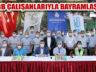 Kılıçdaroğlu ve İmamoğlu İBB Çalışanlarının Bayramını Kutladı