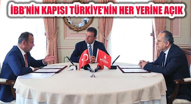 'İstanbul'un Birikimini Türkiye İle Paylaşmaya Kararlıyız'