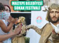 Maltepe'nin Sokaklarında Festival Coşkusu