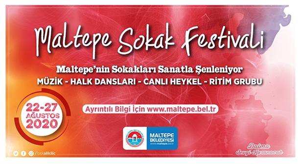 Pandemi Günlerine Maltepe Belediyesi Festival Morali