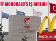 Mcdonald's Kadın ve Erkek Milli Takımlarına Sponsor Oluyor